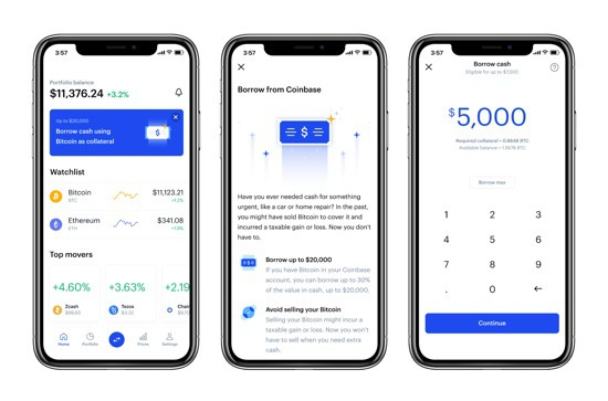 some of Coinbase's best features